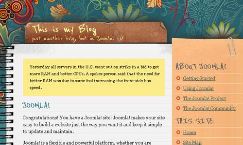 Free Joomla Themes