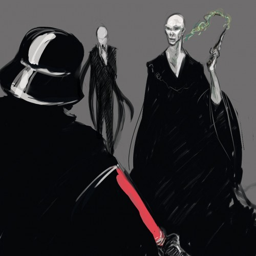 Darth Vader vs Other People