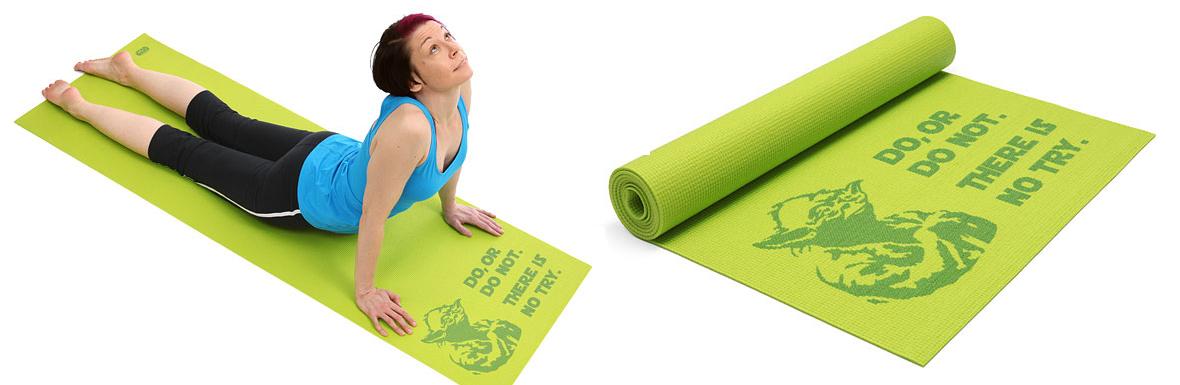 Star Wars Yoga Mats